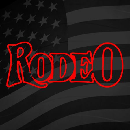 Rodeo Iron on Transfer