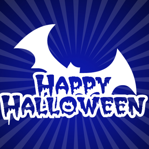 Happy Halloween Iron on Transfer