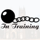 Ball and Chain in Training Iron on Transfer