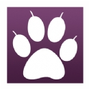Dog Paw Print Iron on Transfer