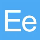 Iron on Letter E