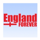 England Forever Iron on Transfer