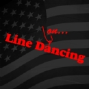 Hooked on Line Dancing Iron on Transfer