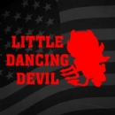 Little Dancing Devil Iron on Transfer
