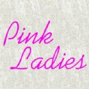 Pink Ladies Design 1 Iron on Transfer