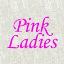 Pink Ladies Design 2 Iron on Transfer