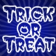 Trick or Treat Halloween Iron on Transfer