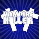 Vampire Killer Halloween iron on transfer