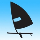 Wind Surfing Iron on Transfer