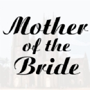 Iron on Mother of the Bride Transfer