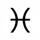 Pisces Zodiac Iron on Transfer