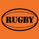 Rugby Ball Iron on Transfer
