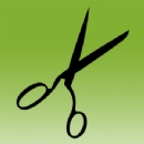 Kitchen Scissors Iron on Transfer